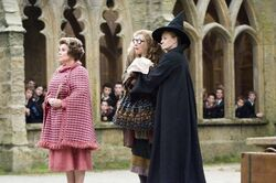 HP5 Umbridge Trelawney McGonagall