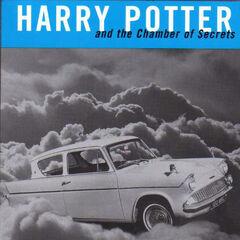 Первый вариант взрослой обложки издательства Bloomsbury