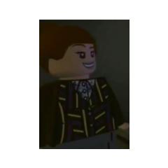Муфалда в Lego Harry Potter