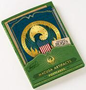 MinaLima Store - MACUSA Artifacts Postcards