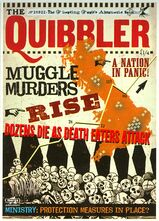 graphic regarding Quibbler Printable identify The Quibbler Harry Potter Wiki FANDOM driven through Wikia