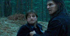 Wilkołak i Harry