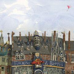 <small>Иллюстрация из нового издания английской версии книг от Bloomsbury</small>