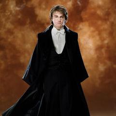 Гарри Поттер в парадной мантии