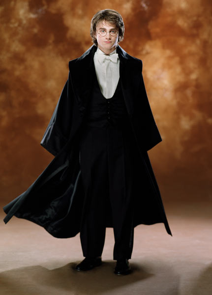 Harry Potter s dress robes  9eeed54cb