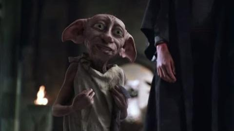 Dobby the House-Elf Harry Potter and the Chamber of Secrets