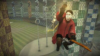 Harry Potter 6 spill rumpeldunk