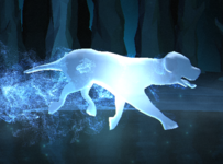 Mongrel Dog Patronus