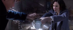 Porpentina Scamander Newt Scamander's teapot