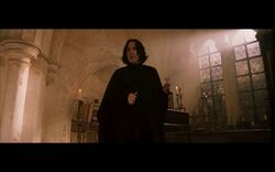 Snape na eliksirach