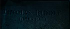 Thomas Riddle grave