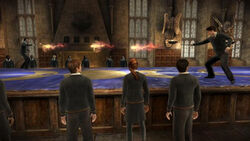 Duelling Club Half-Blood Prince game