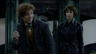 """Fantastic Beasts The Crimes Of Grindelwald - """"Accio Tickets"""""""