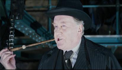 Cornelius Fudge S Wand Harry Potter Wiki Fandom