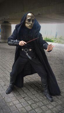 Mason Kayne Death Eater