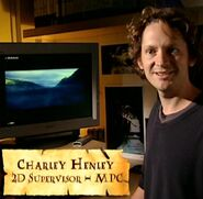 Charley Henley (HP4 2D Supervisor - MPC)