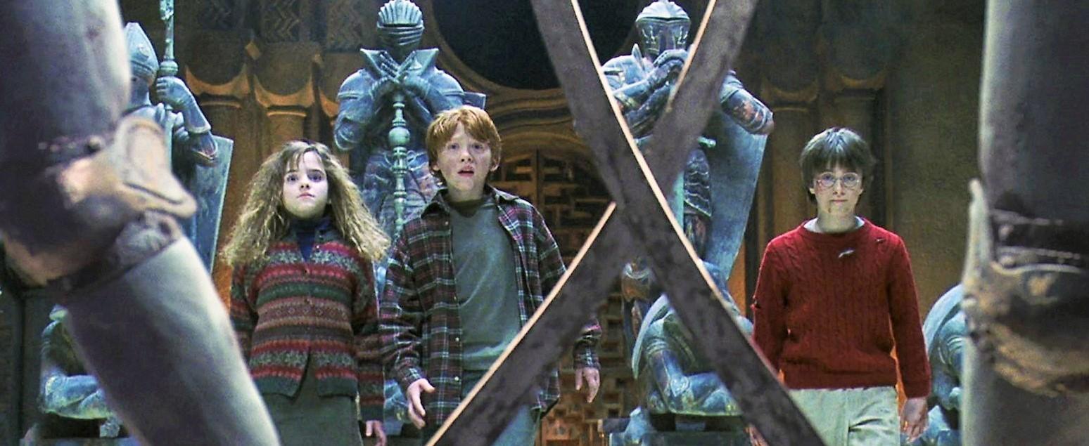 fare Harry e Hermione hook up