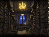 Hogwarts-Bibliothek