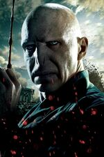 HP8 poster Lord Voldemort