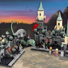 LEGO Тайная Комната