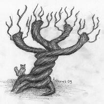 Drzewkowy arcik na FA