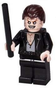 Fenris som en Lego minifigur