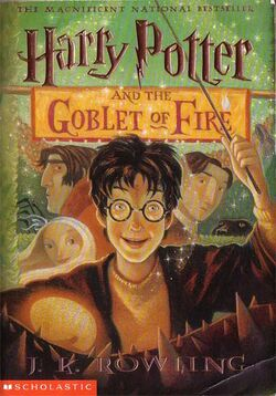 Harry Potter and the Goblet of Fire | Harry Potter Wiki
