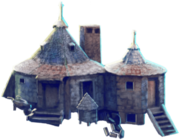 Hagrid's Hut Wizards Unite
