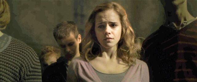 File:Hermione mourning Dumbledore.jpg