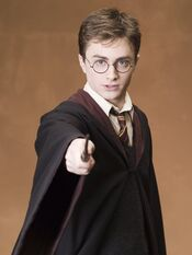 OOTP promo front Harry Potter