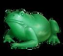 Мятная жаба