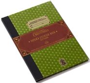 Replica Hogwarts Vintage 1910 Slytherin Exercise Book
