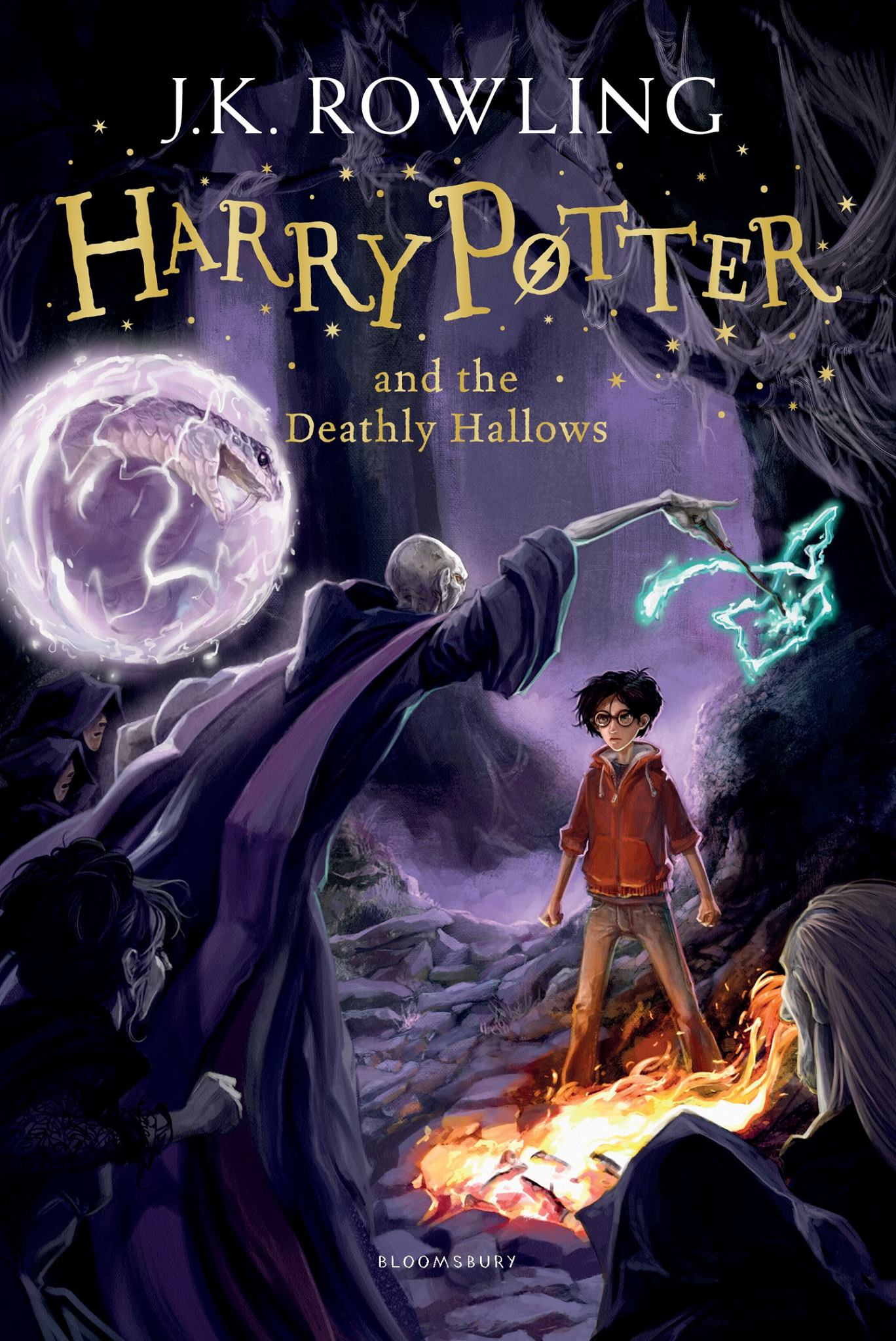 Harry Potter Deathly Hallows Ebook