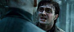 Harry e Voldemort em Hogwarts