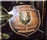 Том Риддл За особые заслуги перед школой