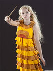 DH1 promo Luna Lovegood yellow dress robes