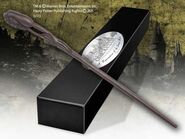 Kingsley Shacklebolt's noble collectio wand