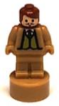 Lego statua Lupin