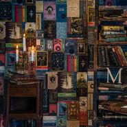 MinaLima - Bibliothèque de Poudlard - (37)