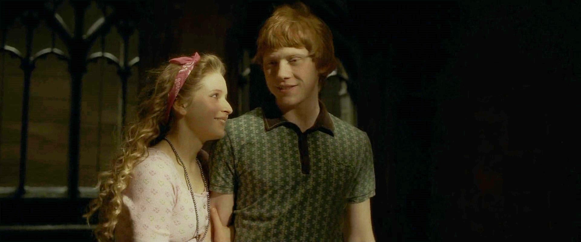 Ron weasley dating