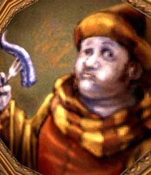 Derwent Shimpling Portrait