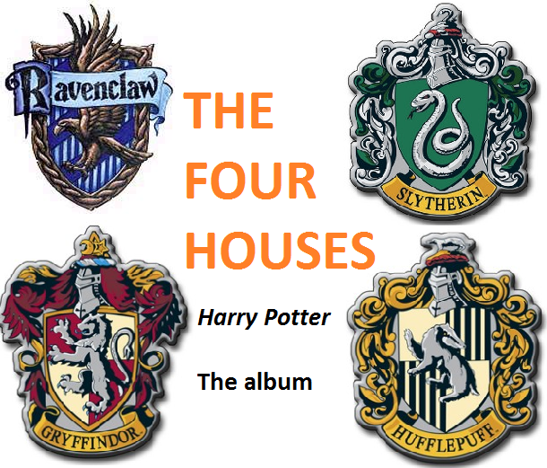 the four houses wrock band harry potter wiki fandom powered by wikia. Black Bedroom Furniture Sets. Home Design Ideas