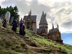 Vniz k Hagridu