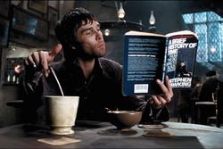 Дырявый котёл. Волшебник, читающий Краткую историю времени Стивена Хокинга (ГПиУА)