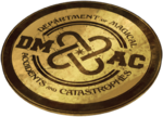 Department of Magical Accidents and Catastrophes Emblem WU