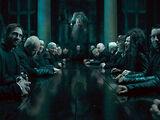 Reunião na Mansão Malfoy