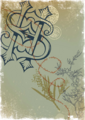 Hogwarts™ Apothecary Dept Stamp 1 - Harry Potter and the Half-Blood Prince™.png