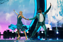 Evanna dancing with the stars