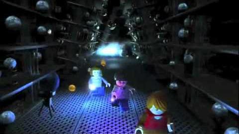 Lego Harry Potter 5-7 Trailer HD