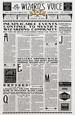The Wizard's Voice - 6 Dec 1926